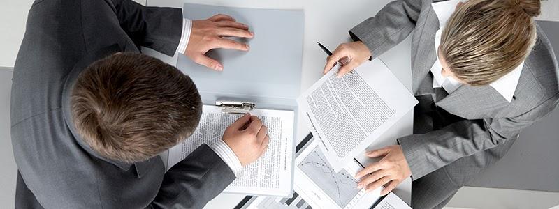 подписание договора на процедуру банкротства